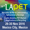 14th LAPET Latin America PET Markets, Applications & Recycling