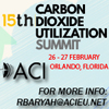 15th Carbon Dioxide Utilization Summit 2020