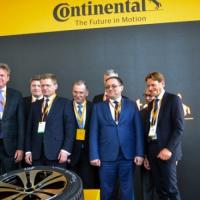 Continental Celebrates the Production of the 10,000,000th Tire at its Tire Plant in Kaluga, Russia