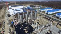 На Калининградском солезаводе «Варница» завершен монтаж выпарных аппаратов, разработанных и поставленных АО «СвердНИИхиммаш»